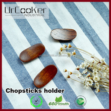 Wholesale Chopsticks holder Wooden chopsticks rack Sanitary chopsticks holder