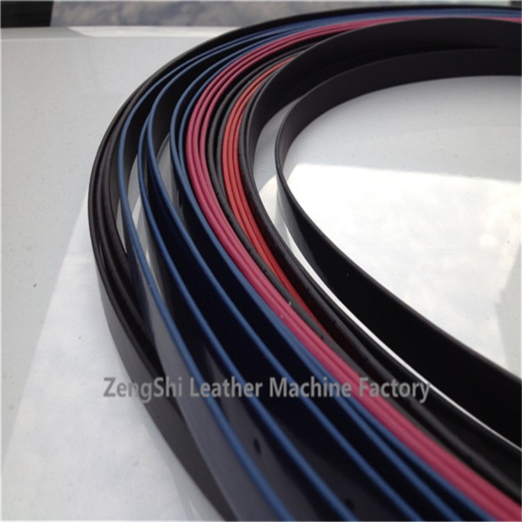 high quality leather belt Strip cutting machine
