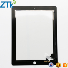 Manufacturer Wholsale Price Spare Parts Accessories Repair Touch Screen Digitizer Display for ipad 2 / 3 /4