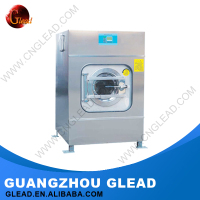 Hotel/Hospital professional laundry used industrial washing machine