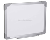 high quality wall mounted magnet standard size customized whiteboard with aluminum frame