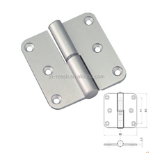Customized high quality fine surface aluminum hinge