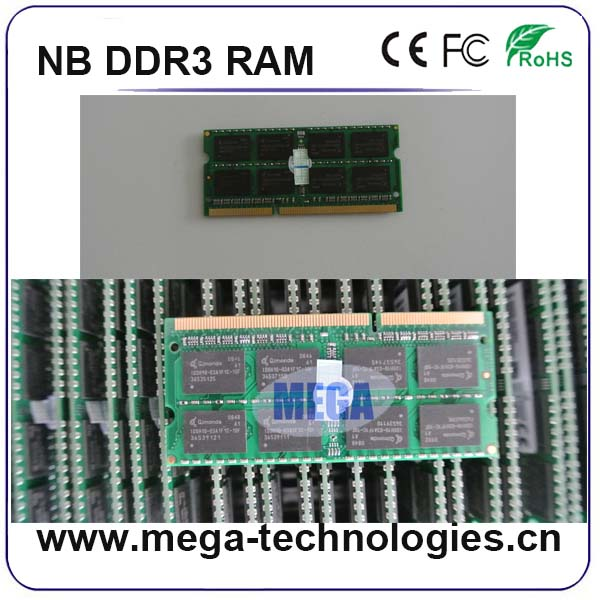 best price laptop ram memory elpida ddr ddr2 ddr3 8gb memory 1333mhz Wholesale