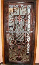 2014 top selling models of forged iron inner doors