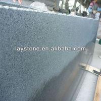Competitive price granite slab g654 dark grey