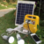 SOLAR LIGHT Small mini  18V 10W  off- grid DC solar panels charging generator solar kit portable solar charger system