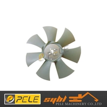 High Quality 4jb1 Cooling Fan Fit For Isuzu Diesel Engine Excavator