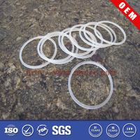 Custom food-grade silicone rubber gasket