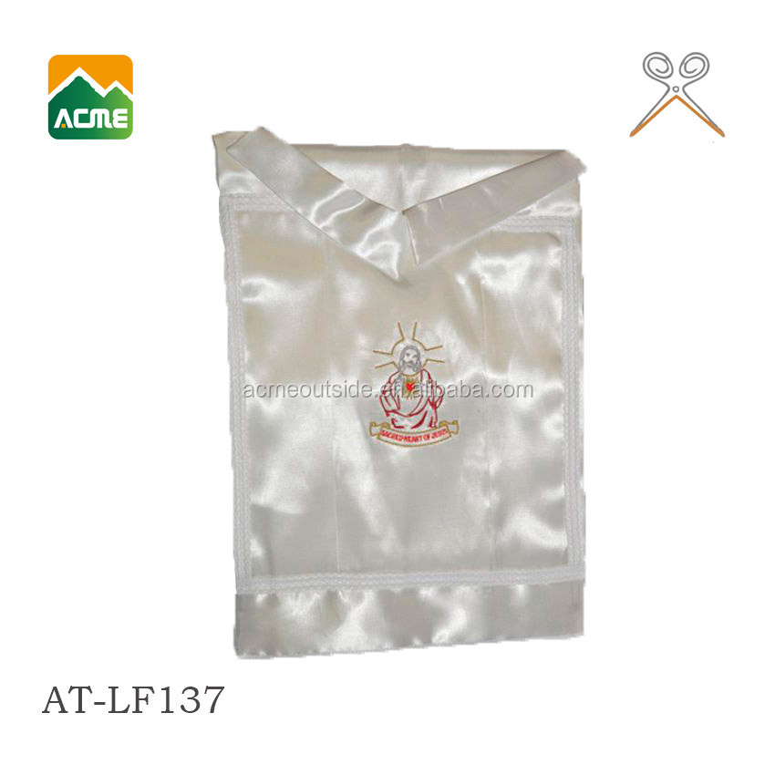 AT-LF137 funeral luxury Tafetta Quilted Extras supplier
