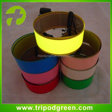 Yellow Color Cuttable EL Light Tape with High Brightness and Long Life Time