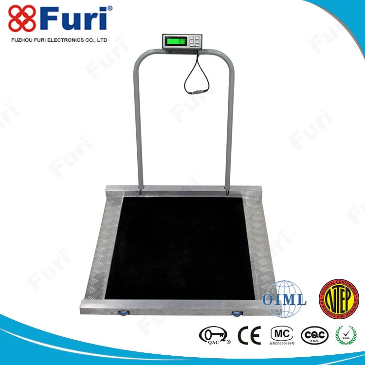 Alibaba Express China Large LCD/LED Display Industrial Weight Scale