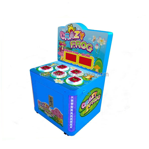 Crazy Frog--children redemption game machine