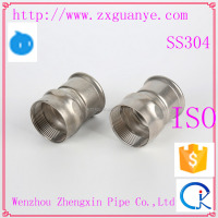 Stainless Steel Sanitary Pipe Fitting Female