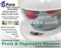 O3 Pure Elite 50 KT Fruit & Vegetable Washer System