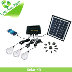 4W portable solar panel kit, lowest cost, manufacturer & supplier