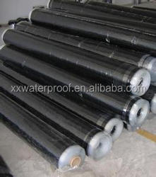 self stick sheet bitumen asphalt waterproof roofing membrane
