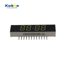 0.28 inch indoor led numeric indication 4 digit mini 7 segment display from Shenzhen Supplier factory