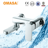 Water timer bath mixer shower bathroom fitting shower