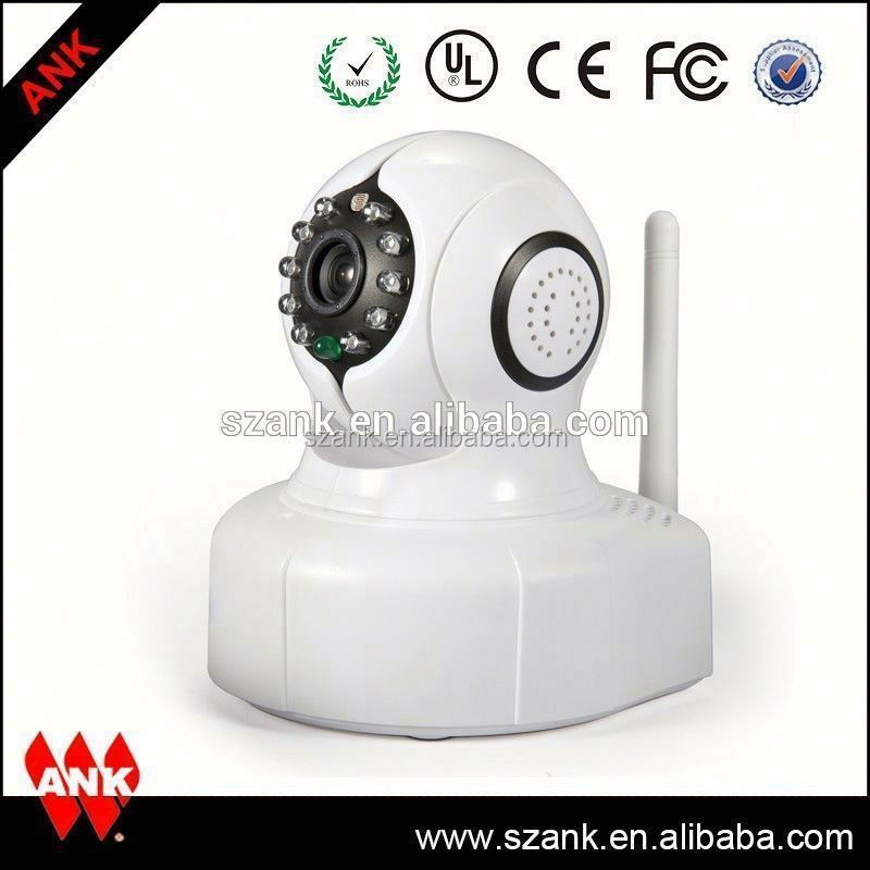 ANK CCTV Camera mini 2 WIRE MONITOR home security system