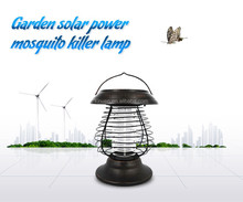 solar mosquito repellent lamp pest control UV light lattern lamp health products effective