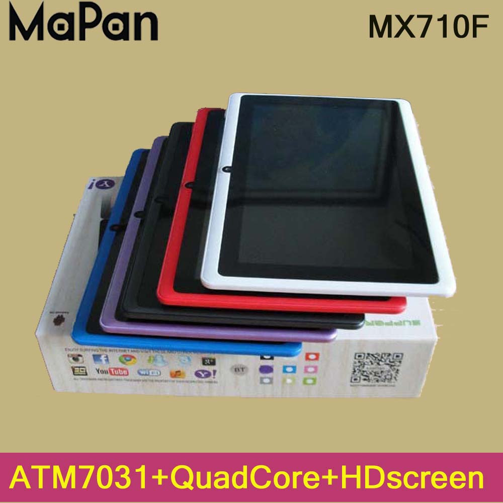 "MID Tablet 7"" Android 4.4 Quad Core 8GB, Cheap MaPan google play store free download Tablet"
