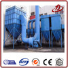 Industrial bag pulse type used air duct cleaning equipment