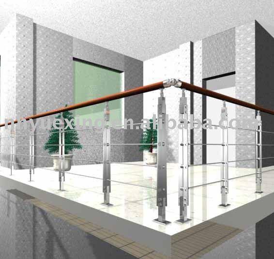 treppe gel nder moderne einfache serie br stung und. Black Bedroom Furniture Sets. Home Design Ideas