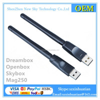 Wireless USB Adapter 802.11n For DreamBox RT5370 Wireless USB Wifi Adapter