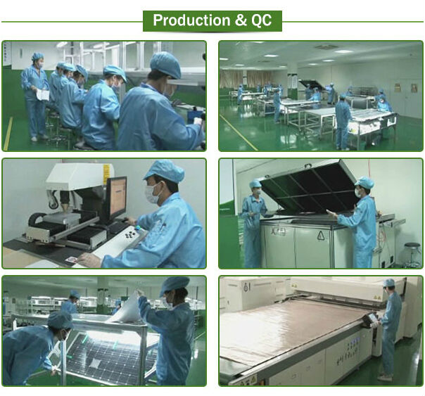 high efficient panel photovoltaic polycrystalline 300w