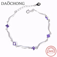 Fashion trendy bangkok jewelry style best gifts beautiful women bracelet silver 925