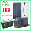 Green energy durable high efficiency 1000w solar panel system whole house 1kw solar power system for family