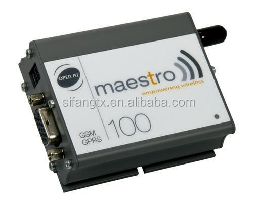 SF-LINK The smallest 3G Industrial Modem Devices Maestro M100 3G Modem RS485, TCP/IP GPS