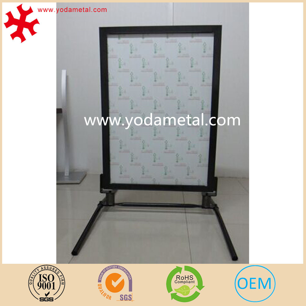 ... Heavy Duty Poster Standposter Stand,Aluminum Outdoor Sign Frames
