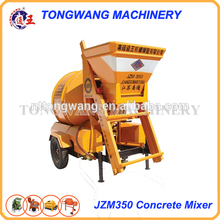 JZM400F concrete pan mixer With Long-term Technical Support