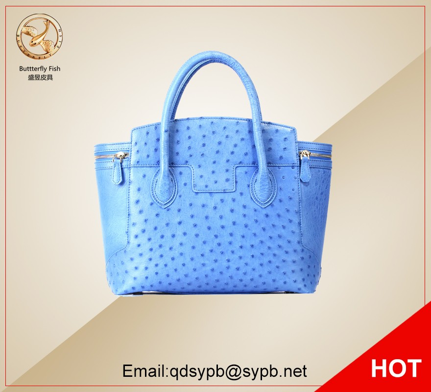 Made in China superior quality genuine leather handbags