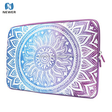 Custom shock-resistant waterproof 15 inch neoprene laptop sleeve cover