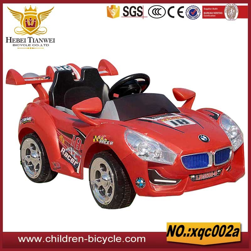 2017 made in china Manufacturer Wholesale ride on battery operated kids baby car
