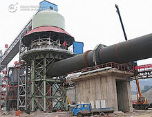 Hot Sale Lime, Activated carbon Rotary kiln incinerator