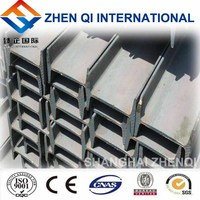 World Best Selling GB/JIS/EN hot rolled h beam steel