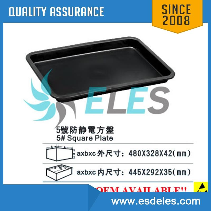 EC3032 esd plastic storage box with high quality