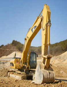 25 ton Japanese 30 ton deere excavators 325C 330C sale