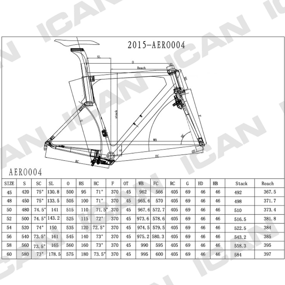 Top-end carbon road bike frame UD matte BB86 di2 system TRP brake aero carbon bike frameset