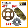 Spare Parts Motorcycle CD70 Motorbike Sprocket