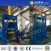 Y82 rice straw baling machine Rice shell industry