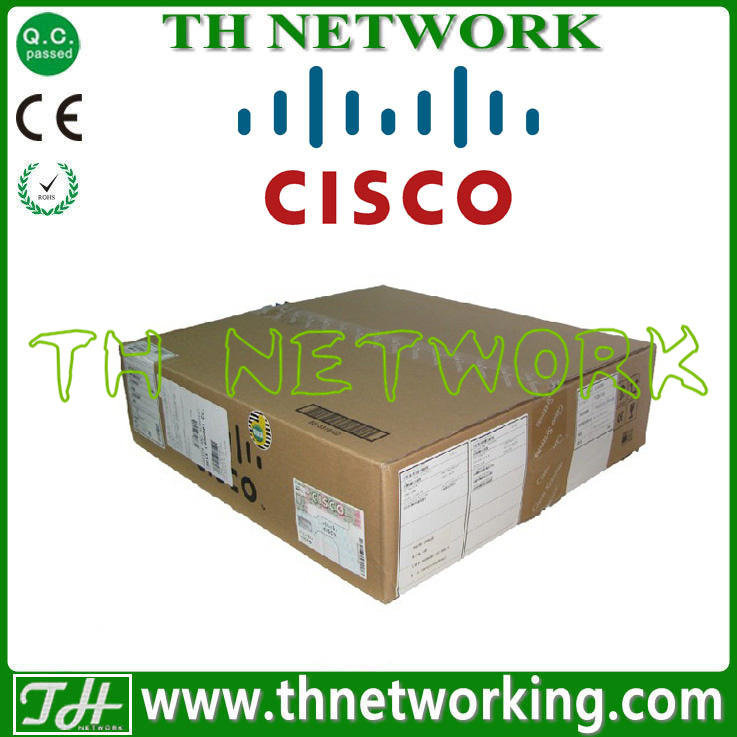 Original new Cisco 3800 Series ISRs without VPN Crypto Support C3825-NOVPN
