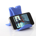 RENJIA silicone mobile cell phone holder MP3 players holder