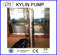 hot sale 2 inch 3inch, 4inch, 5 inch 6inch deep well submersible pump, deep well pump, farm irrigation pump with CE approval