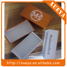 Hot selling print logo hard sunglasses paper cases packing boxes