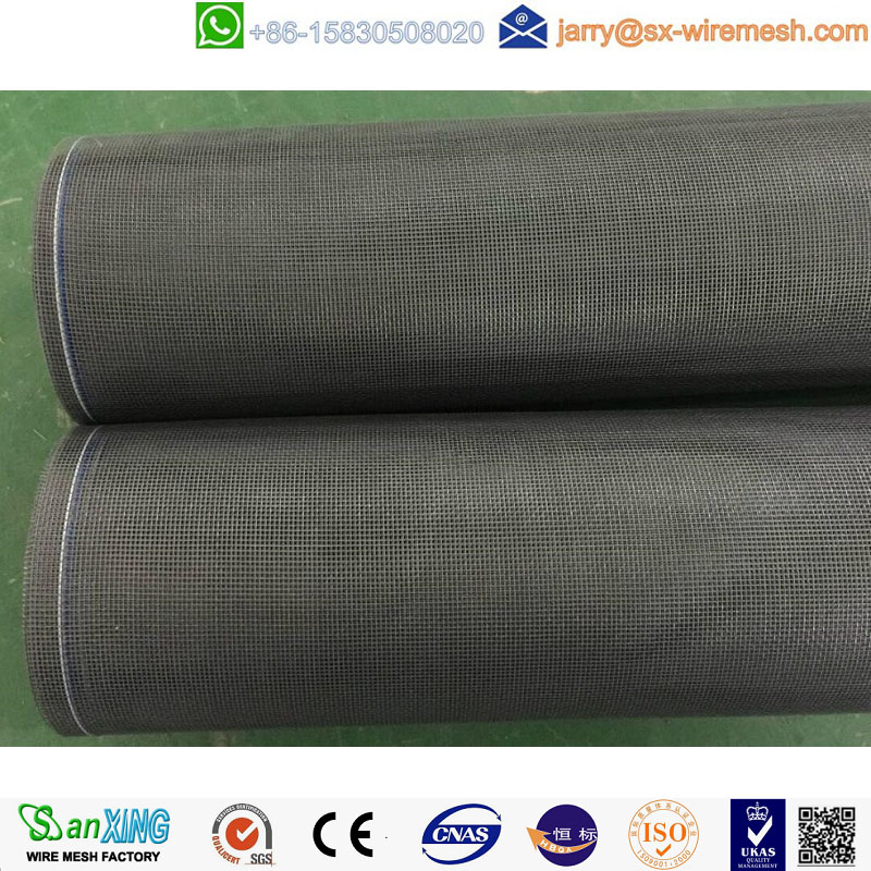 Fiberglass mosquito net screen