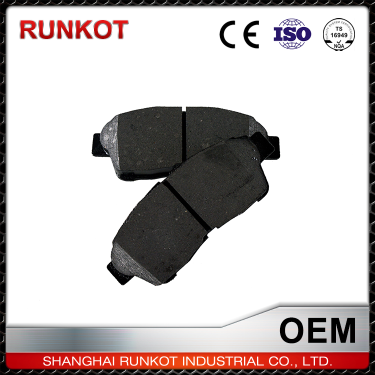 Trade Assurance Disc Brake Pad Manufacturer Brake System D352, Gdb3329 For Toyota Brake Pads